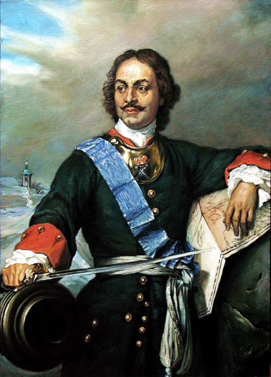 a biography of peter the great russian czar 1 catherine the great's name wasn't catherine, and she wasn't even russian the woman whom history would remember as catherine the great, russia's longest-ruling female leader, was actually the eldest daughter of an impoverished prussian prince born in 1729, sophie von anhalt-zerbst.